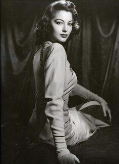 Ava Gardner (Dec. 24, 1922 - Jan. 25, 1990)