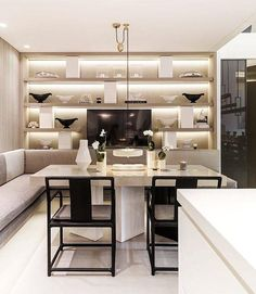 KELLY HOPPEN NEW HOME | Modern and luxury design | bocadolobo.com/ #contemporarydesign #contemporarydecor