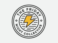 The Friday Night Collective Logo No. 2