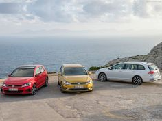 Volkswagen golf GTI, golf i golf variant Volkswagen Golf Variant, Vw Golf Variant, Volkswagen Bus, Vw Camper, Vw Golf 2017, Porsche 356, Golf Tips, Concept Cars, Exterior Design