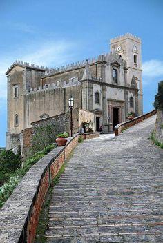 Chiesa di San Nicolò - Savoca - Sicilia