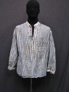 Edwardian Fashion, Shirt Dress, Pullover, Mens Tops, Shirts, Tunics, Clothes, 19th Century, Outfits