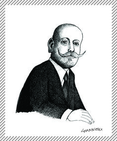 Senatore Borletti, 1880 - 1939, industriale, cavaliere del lavoro e senatore del Regno. Fondò nel 1917 La Rinascente, il cui nome venne scelte da Gabriele D'Annunzio, e un'azienda per macchine da cucire che divenne presto il simbolo del boom economico.