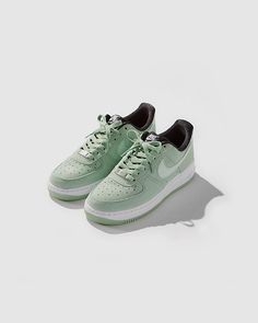 @nikesportswear Women's Air Force 1 - Available online, in size? for women and in size? stores now, priced at £80 - #ladiesthatlace