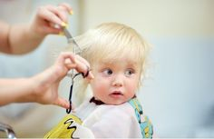 For many babies, the first haircut is steeped in tradition. Here's what different religions and cultures do when it comes to the first haircut. Baby's First Haircut, Baby Haircut, Haircut Tip, Free Haircut, Girl Haircuts, Hairstyles Haircuts, Toddler Haircuts, Los Angeles With Kids, Beautiful Little Girls