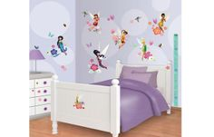 Sticker 'Disney Fairies' - WALLTASTIC
