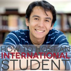 How to Host an International Student - We had only vaguely considered hosting an exchange student when we were approached with a specific student who was on his way and needed a host family.