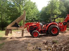 Soil Conservation, Tractor Accessories, Horse Arena, Kubota Tractors, Landscaping Tools, Tractor Implements, Tractor Attachments, Compact Tractors, Engin