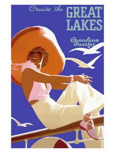 Canadian Pacific Great Lakes Cruise Gicleetryck