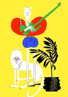 Illustrator Spotlight: Ville Savimaa - BOOOOOOOM! - CREATE * INSPIRE * COMMUNITY * ART * DESIGN * MUSIC * FILM * PHOTO * PROJECTS