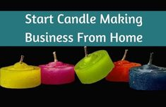 Candle Business – Very Profitable Business To Start From Home It was your birthday last week and you have received tons of new gifts in the form of a book from your favourite author, soft toy… #soapmakingbusinessplan #home&businessforms, #candlebusiness