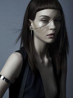 xunya:  reneeruinseverything:  Meadowlark Jewellery | DYNASTY -http://www.reneeruin.com/2014/09/meadowlark-jewellery-dynasty.htmlPHOTOGRAPHER: JONAS BRESNAN @ WM MANAGEMENTSTYLIST: BEX SHEERS BEXSHEERS.COMHAIR: YUKIKO TAJIMA @WM MANAGEMENTMAKEUP: INGEBORG ENGELSMEN @ OPUSMODEL: KATE B @ NEXT SHOT AT: BROOKLYN PHOTO STUDIO, NY  Wow GODDAMN she is beautiful.