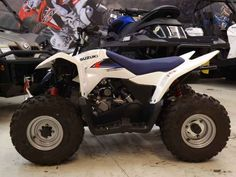 New 2016 Suzuki QuadSport Z90 ATVs For Sale in Georgia. 2016 Suzuki QuadSport Z90, 90% APPROVAL RATE AT MMS ROSWELL!! 2016 Suzuki QuadSport Z90 The Z90 is the ideal ATV for young riders to learn on. Convenient features like the automatic transmission and