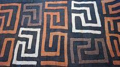 African Kuba Cloth KC021  #interiordesign #kubacloth #kubapillow #homedecor #interiordesigner #pillows #decor #interiordecor #decorativepillows #architecture