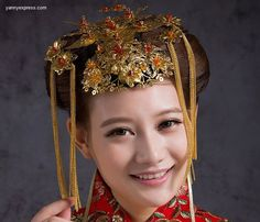 more Chinese Wedding dress - Google Search