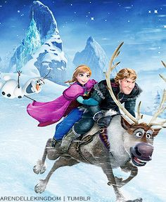 Frozen - Just watched this with Ryan he loves it so cute great message...new one for our collection...