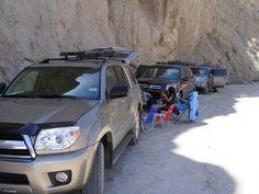 Anza Borrego mud caves