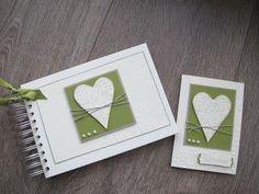 Album und Karte zur Hochzeit