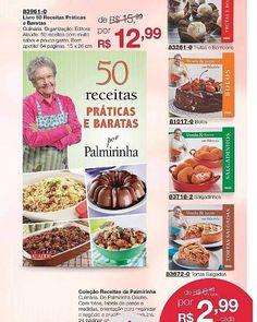E quem ai ama as receitas da #Palmirinha? #avonproducts #avon #receita #recipe #receitas #recipes #livro #book #livros #books #cozinhar #cook #cozinha #kitchen #culinaria #culinary #cousine #comida #food #instacook #instabook #instafood #delicia #delicious by lellasays http://ift.tt/1qMQuBq
