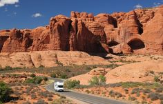 Arches National Park: Scenic Drive, Photo Credit: Moab Area Travel Council  www.thetouroperator.com
