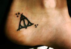 HP tattoo