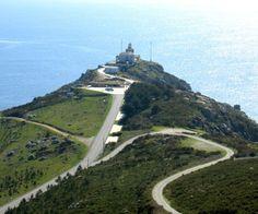 Faro de Fisterra. (A Coruña). Galicia. Spain - Hotelgranproa.com
