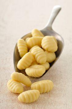 Gluten Free Gnocchi with Gorgonzola Sauce Recipe: http://glutenfree.answers.com/entrees/gluten-free-gnocchi-with-gorgonzola-sauce