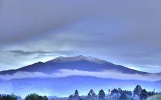 Volcán Puracé, Departamento del Cauca