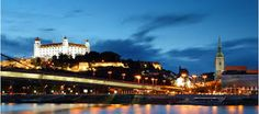 O bratislavskom hrade.