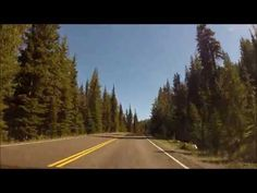 Elkhorn Scenic Byway, Oregon ~ 3 (forest road jct to Anthony Lakes) 6-29-13