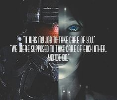 "Cortana/Halo 4 quote with ""humanized"" Cortana art"