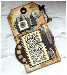 Redanne: Designer Spotlight for June at Simon Says Stamp!