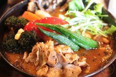 Curry soup – GARAKU, Hokkaido