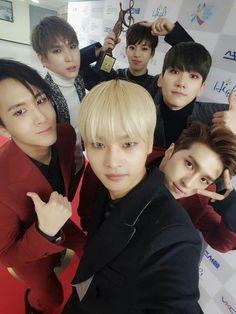 VIXX Seoul Music Awards 2016