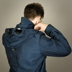 C.P Company release another interpretation of their classic Goggle jacket for Autumn Winter