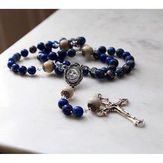 Stunning new Mother Teresa rosary, soon to be one of the Church's newest canonized saints!