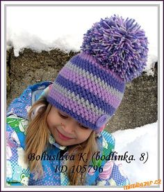 Knitting Patterns Modern Unfortunately, since I can not write instructions, I will write at least a simplified description of the pattern . Knitting Projects, Crochet Projects, Knitting Patterns, Crochet Patterns, Crochet Cap, Crochet Girls, Scarf Hat, Beanie, Baby Hats