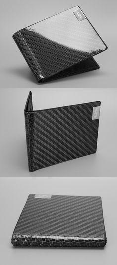 Carbon Fiber Wallet