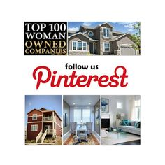Are you active on Pinterest? Follow CreekStone Homes for inspiration and ideas: http://www.pinterest.com/creekstonehomes/ #ColoradoSprings #newhomes #Colorado #COSprings http://creekstone-homes.com/ #womanowned #smallbusiness