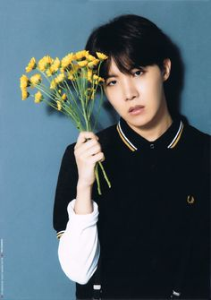 J-Hope- [스캔] JAPAN 5TH SINGLE 'I NEED U' PHOTO CARD (IN SIBUYA MARUI)