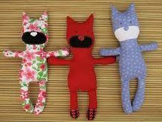 Resultado de imagen para muñecos de trapo caseros moldes