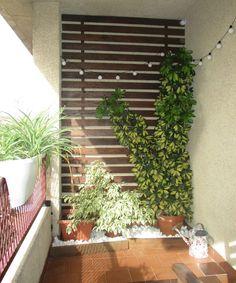 Asi de bonito ha quedado el cesped artificial en mi terraza   Decoración