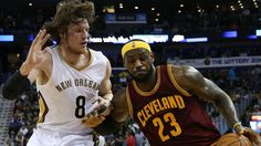 NBA: LeBron James is unable to prevent Cavaliers suffering defeat at Pelicans