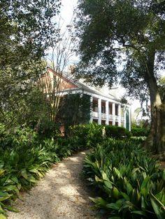 Shadows-on-the-Teche - Louisiana plantation