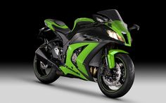Kawasaki Ninja Zx10r HD Wallpapers 3