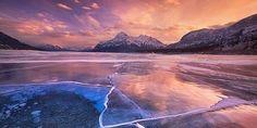 Os 6 lagos (e oceanos) congelados mais incríveis do mundo