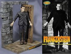 269 Best Horror : Horror & Sci-Fi Model Kits And Figures