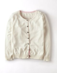 Favourite Cropped Cardigan WK941 Cardigans at Boden