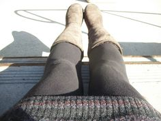 Sweaters and Boots by Alexa-Lee, via Flickr