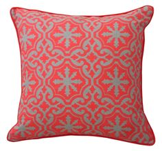 The Sweet Treat Emporium - Moroccan Coral Linen Cushion Cover 50 x 50cm, $69.00 (http://www.thesweettreatemporium.com.au/home-decor/cushions/moroccan-coral-linen-cushion-cover-50-x-50cm/)